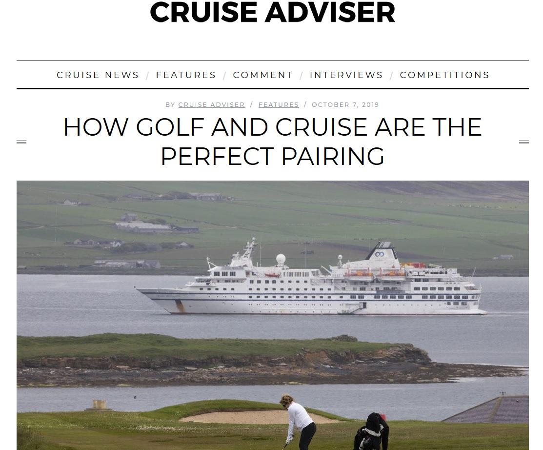 Cruise Adviser