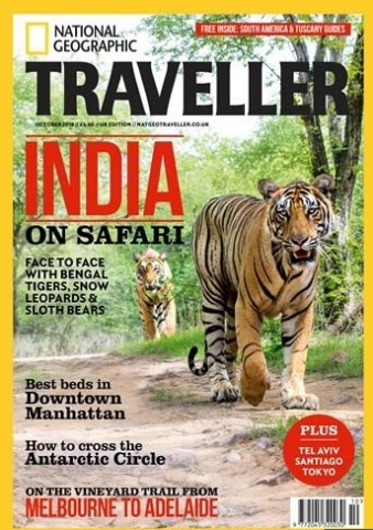 Nat Geo Traveller Oct 2018