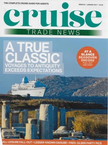 Cruise Trade News – Jan 2017
