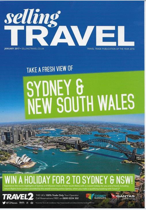 Selling Travel Jan 2017