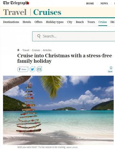 The Telegraph Travel Cruises