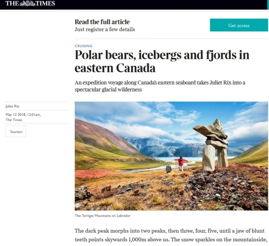 The Times May 2018