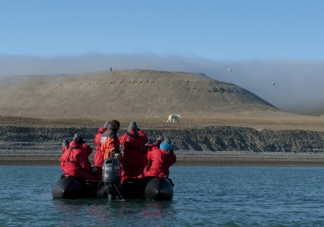 One Ocean Expeditions Northwest Passage 70th Anniversary Voyage, 25 August 2014