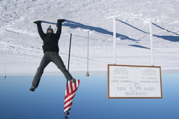 Adventure Network International's Top 10 Reasons for Flying to the South Pole